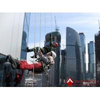Работа на высоте от компании «Альпинисты»