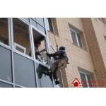 Срочная замена стеклопакета на балконе в Москве