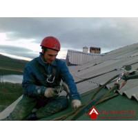 Устранение протечек крыши разных типов