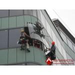 Замена разбитого стекла в стеклопакете без проблем